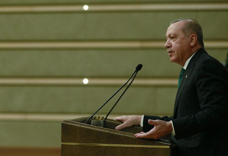 Erdoğan: FETÖ'nün belediyelerdeki son kalıntılarını 31 Mart'tamilletimiz tasfiye edecek