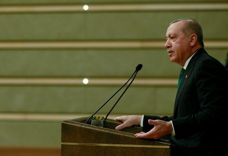 Erdoğan 'önemli bir başarıya imza attık' dedi ve açıkladı!