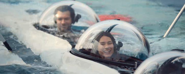 Turizmde yeni moda: Denizaltı turları