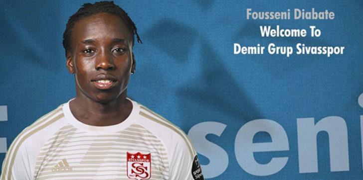 Fousseni Diabate - Leicester City > Sivasspor (Kiralık)
