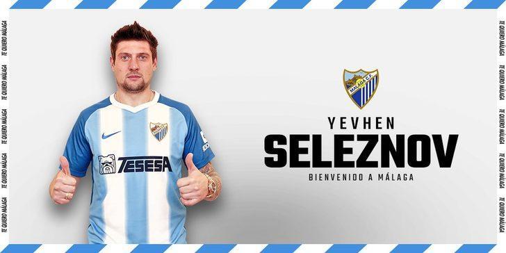Yevhen Seleznov - Akhisarspor > Malaga | BONSERVİS BEDELİ: Yok