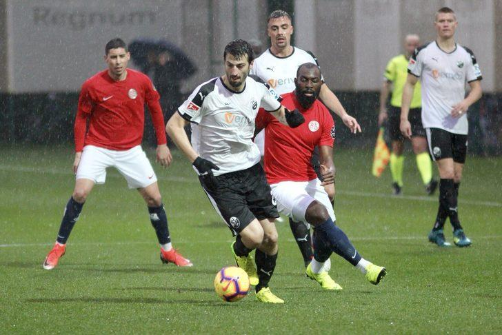 Antalyaspor 0 - 3 SV Sandhausen