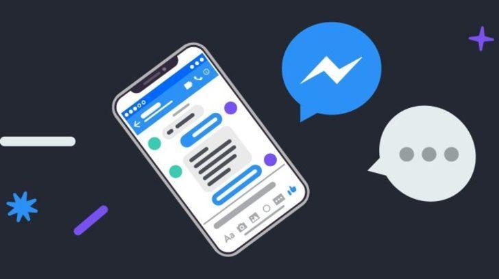 Facebook Messenger artık böyle görünüyor!