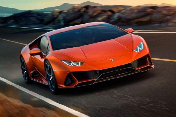 Lamborghini Huracan Evo tam 630 beygir gücünde!
