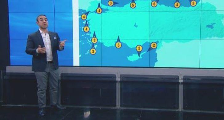 İstanbul hava durumuyla ilgili Meteoroloji'den son dakika tahmini! Bugün ve yarına dikkat: Çok büyük olacak