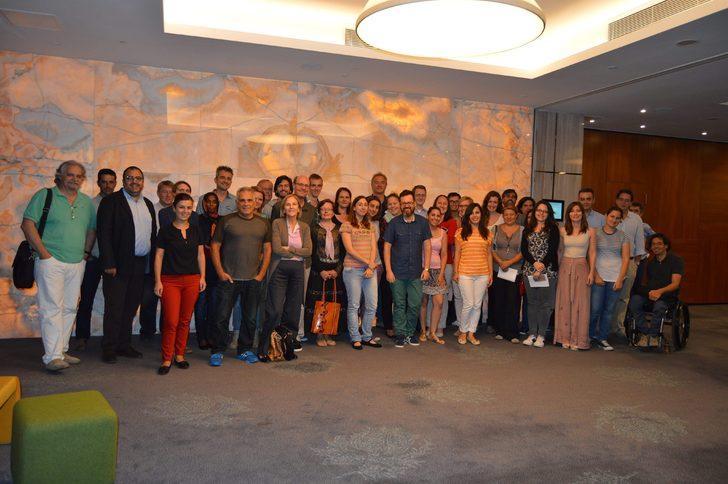 Türk akademisyen projesi Avrupa'da
