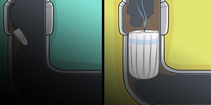 Bu işin şakası yok! Tuvaletinize ve lavabolarınıza bunları atmayın