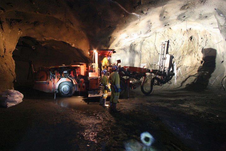 Türkiye'nin en büyük yeraltı metal madeni 2022'de kapanacak