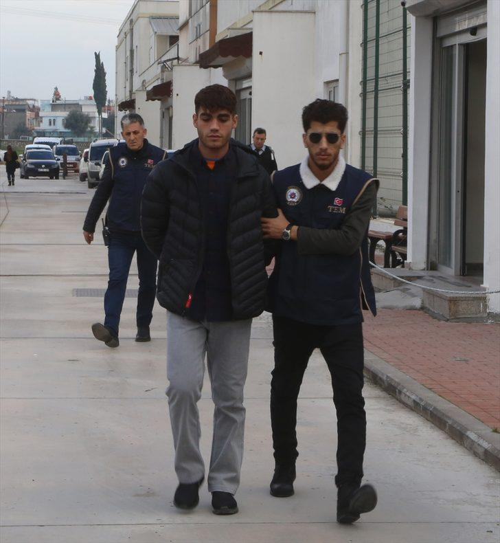 GÜNCELLEME - Adana'da terör operasyonu