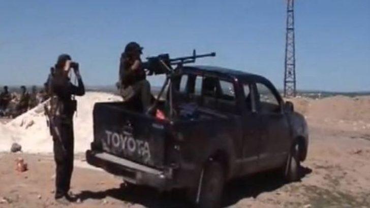 'Almanya IŞİD'li Vatandaşlarını YPG'den Almaya İsteksiz'