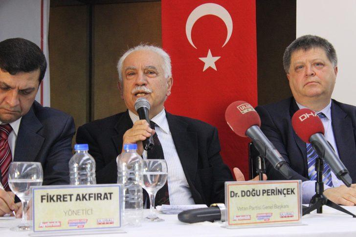 Perinçek: Türkiye ekonomik krizden üretim devrimiyle çıkacak