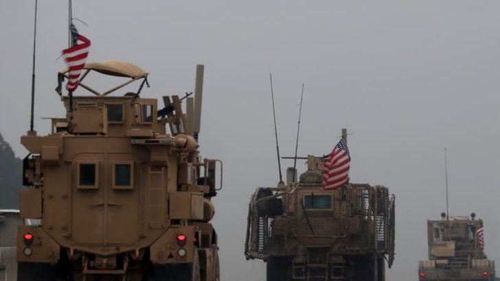 'ABD Suriye'den Çekilmeye Başladı'