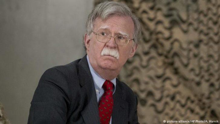Bolton: Kürtler için ABD-Türkiye görüşmeleri devam edecek