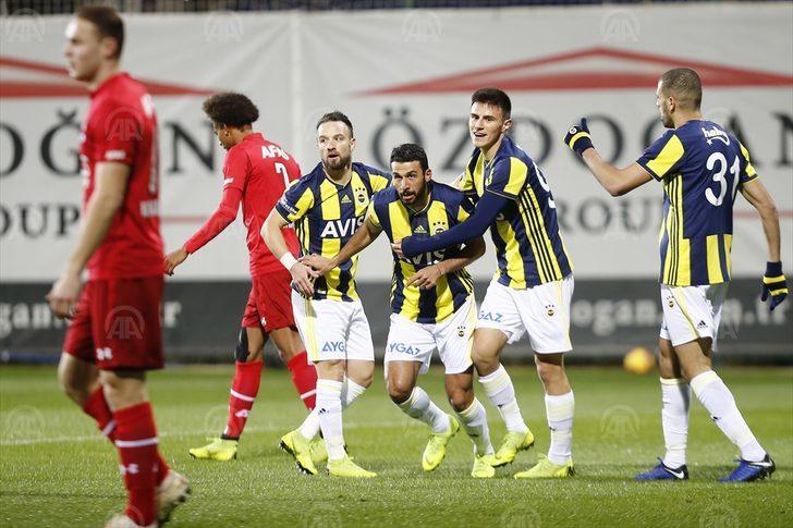 Fenerbahçe 3 - 2 AZ Alkmaar