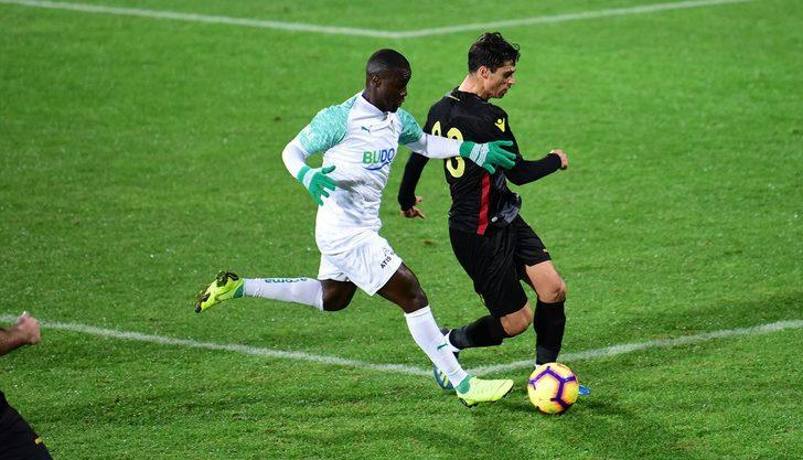 Bursaspor 0 - 4 Evkur Yeni Malatyaspor