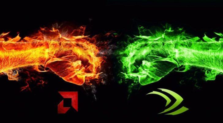 Nvidia'ya göre;AMD Radeon VII berbat!