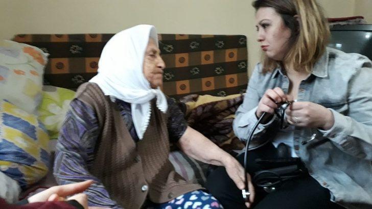 80 yaşındaki Elmas Dereköy: Bizi hatırlayan bile olmazdı