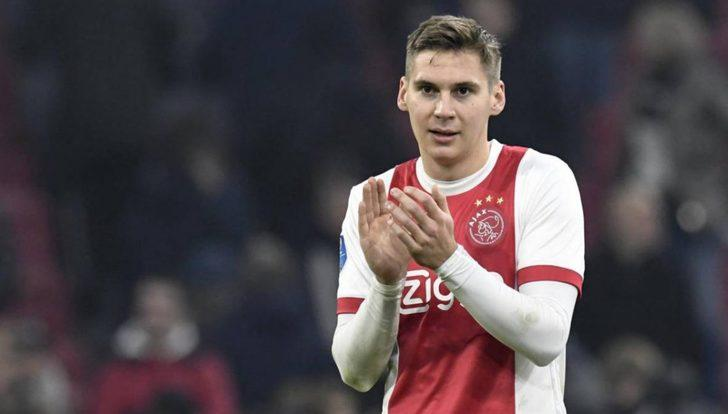 Maximilian Wöber - Ajax > Sevilla | BONSERVİS BEDELİ: 10.5 milyon Euro