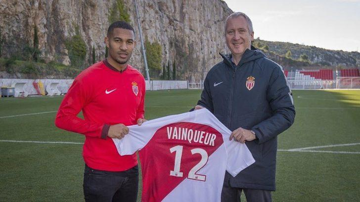 William Vainqueur - Antalyaspor > Monaco (Kiralık)