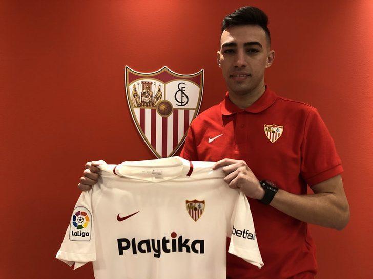 Munir El Haddadi - Barcelona > Sevilla | BONSERVİS BEDELİ: 1.05 milyon Euro