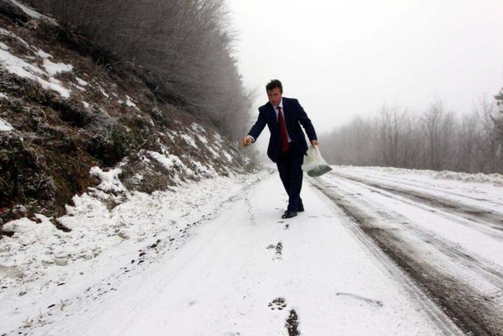 Türk kimyagerden karla mücadelede çığır açan buluş