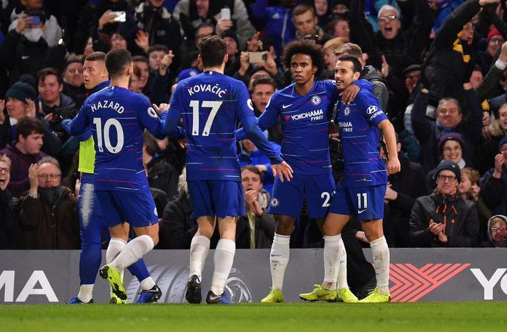 Chelsea 2 - 1 Newcastle United