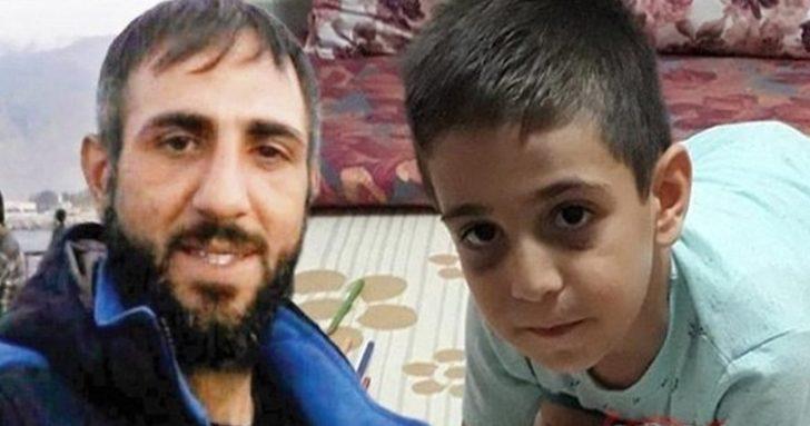 Mertcan'ın ölümü Türkiye'yi yasa boğmuştu! Cani babanın ifadesi ortaya çıktı