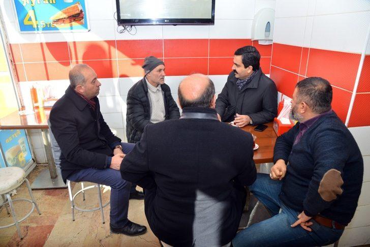 """Belediye Başkanı Yaşar Bahçeci: """"Başarıyı vatandaş istişaresi ile yakaladık"""""""