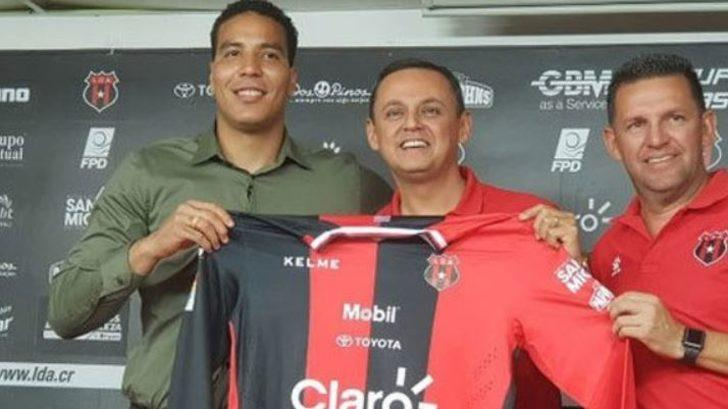 Esteban Alvarado - Trabzonspor > Deportiva Alajuelense | BONSERVİS BEDELİ: Yok
