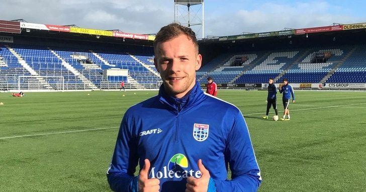 Lennart Thy - Erzurumspor > PEC Zwolle | BONSERVİS BEDELİ: Yok