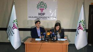 HDP milletvekili Beştaş: 40'ın üzerinde seçmenin bir adreste gösterildiği onlarca hane tespit ettik