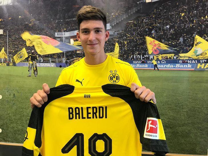 Leonardo Balerdi - Boca Juniors > Borussia Dortmund | BONSERVİS BEDELİ: 15.5 milyon Euro