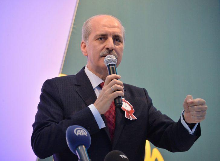 AK Parti Genel Başkan Vekili Numan Kurtulmuş'tan Trump'a tepki