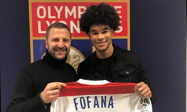 Boubacar Fofana - Ajaccio > Lyon | BONSERVİS BEDELİ: Yok