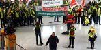 Almanya'da Havalimanlarındaki Bir Günlük Grev Yüzbinlerce Yolcuyu Etkiliyor
