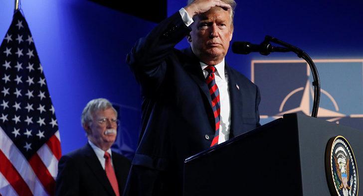 'Donald Trump her an ABD'yi NATO'dan çekebilir'