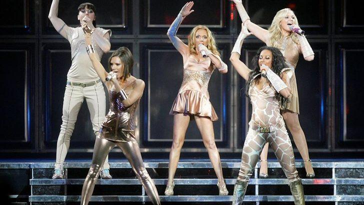 Spice Girls'ün animasyon filminde Victoria Beckham yer alacak mı?