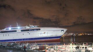 Olumsuz hava koşulları deniz trafiğini vurdu!
