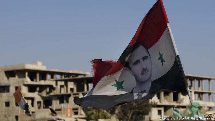 Esad rejiminden Türkiye'ye çok sert tepki