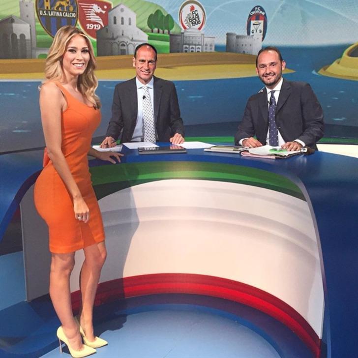 Dilette Leotta, Sky Sport Italia'da günlük spor haberleri spikerliğinin yanı sıra futbol programları sunuculuğu yapıyor.