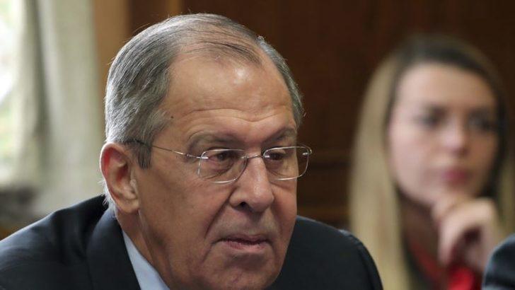 Rus Dışişleri Bakanı Lavrov, Suriye'de Güvenli Bölge Konusunda Konuştu