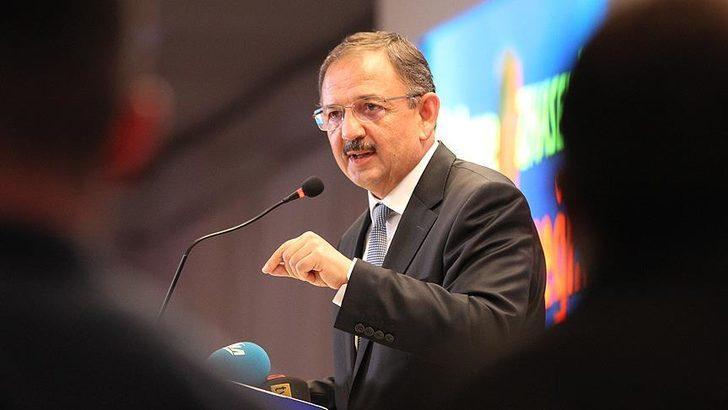 AK Parti Genel Başkan Yardımcısı Mehmet Özhaseki'den Memduh Büyükkılıç açıklaması