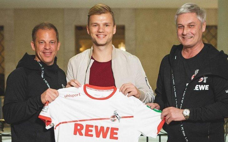 Johannes Geis - Schalke > Köln | BONSERVİS BEDELİ: Bilinmiyor