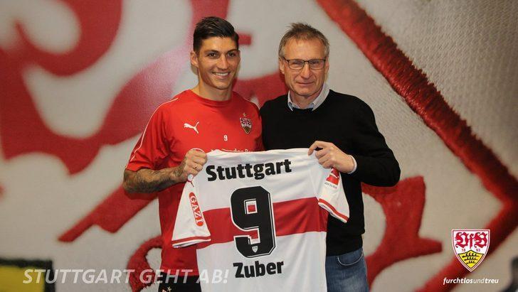Steven Zuber - Hoffenheim > Stuttgart | BONSERVİS BEDELİ: Kiralık