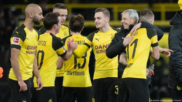 Die Jagd auf Ligaprimus Dortmund beginnt