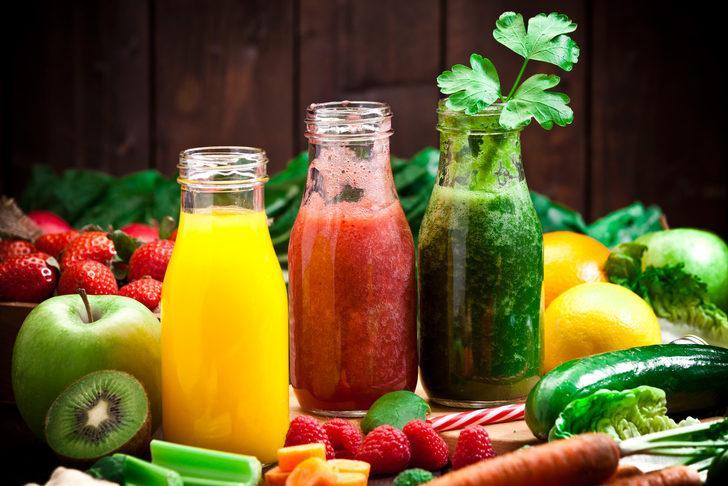 Detoks nedir? Detoks içecekleri kilo verirken ne kadar etkili olur? İşte detoks yaparken dikkat edilmesi gerekenler