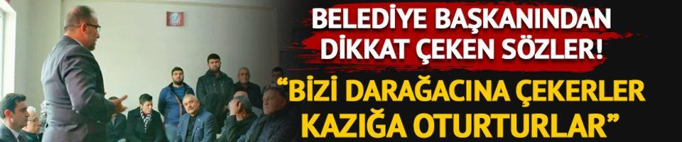 AK Parti'li başkandan dikkat çeken sözler