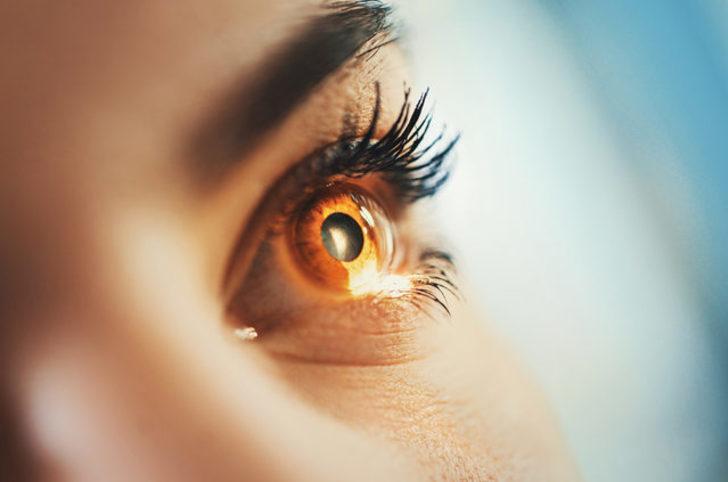 Göz sağlığını korur