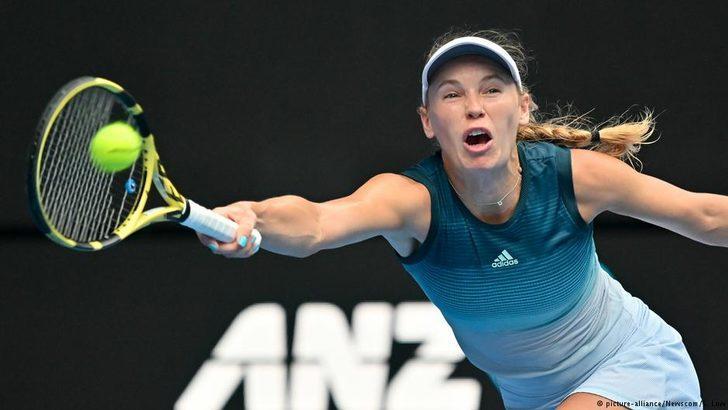 Australian Open: Titelverteidigerin Wozniacki ist raus