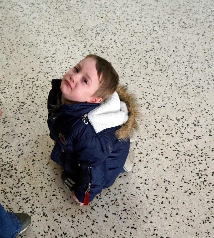 Marmaraereğli Haberleri: 4 yaşındaki Görkem, karne almak için ağladı 36